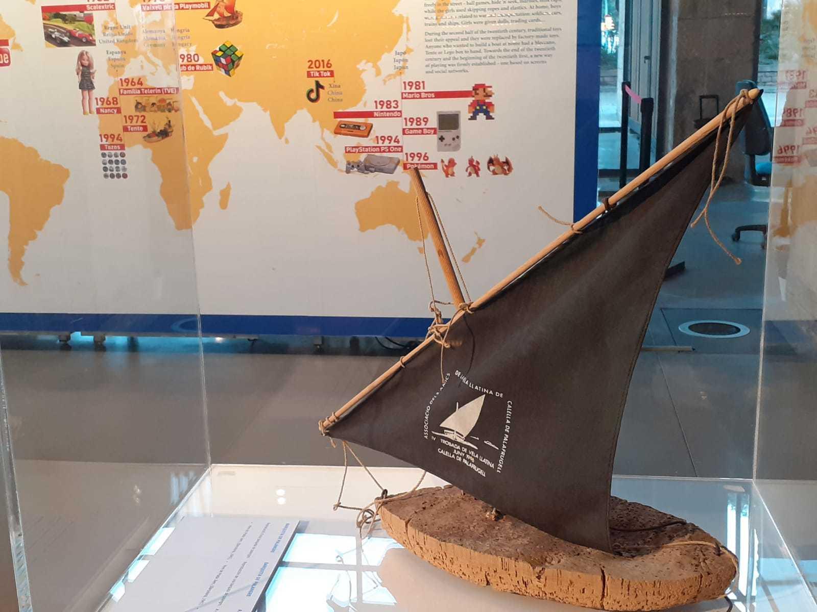 Embarqueu-vos en l'art de fer vaixells al Museu Marítim de Barcelona