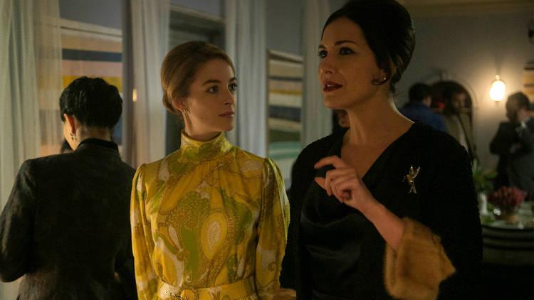 Televisão, Séries, 3 Mulheres (2018)