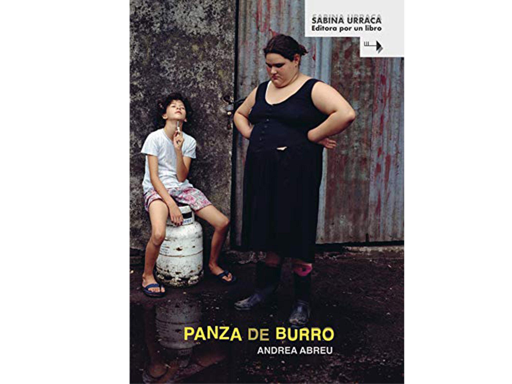 panza de burro de Andrea Abreu
