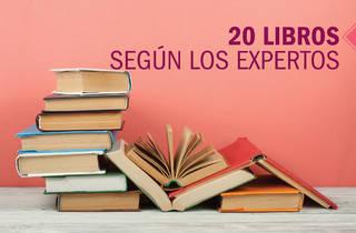 20 libros que leyeron los expertos en 2020