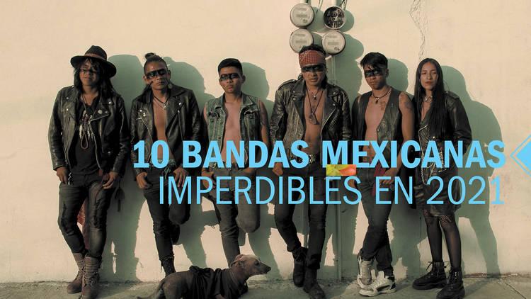 Los Cogelones, banda mexicana imperdible