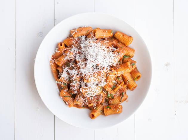 Love & Salt pasta