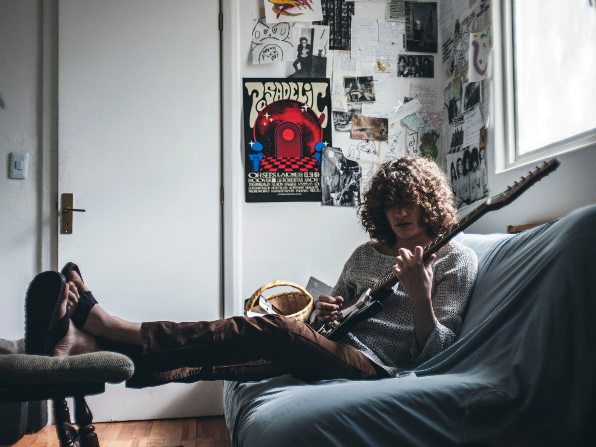 Desentis presenta su primer disco como solista