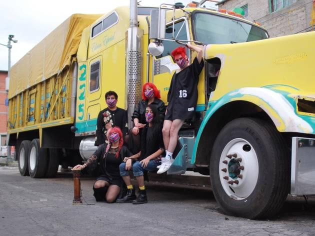 Sonido Cluster, nueva banda mexicana