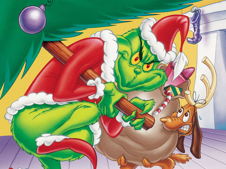Dr. Seuss' How the Grinch Stole Christmas (1966)
