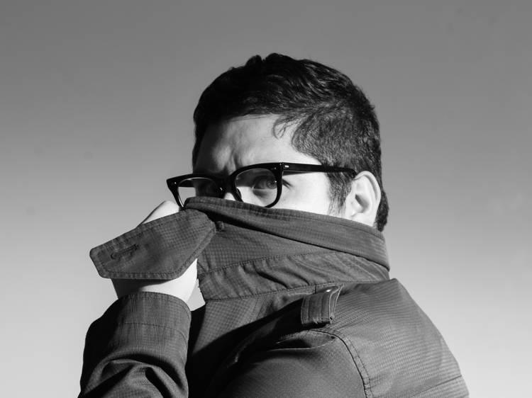 Gil Camargo. Editor de Música en Time Out México
