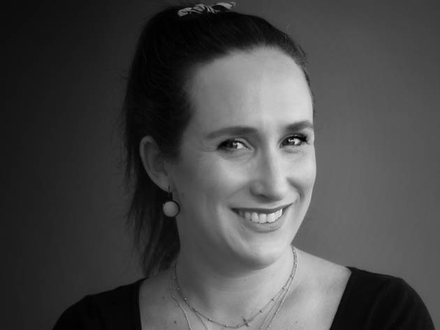 Romina Pons, locutora, podcastera y editora