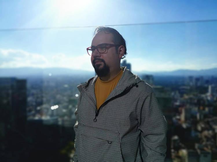 Josué Galindo Torres.  Director Adjunto de Me Hace Ruido