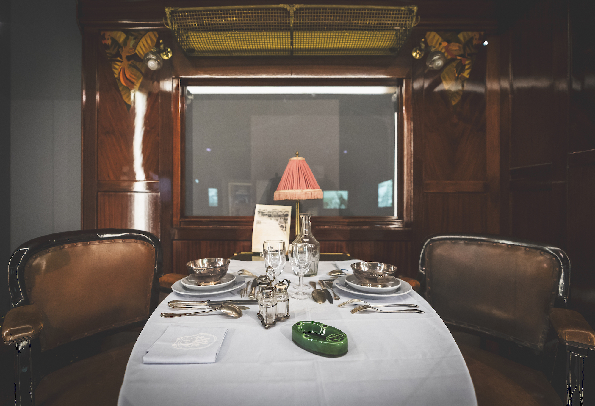 Once Upon A Time On The Orient Express