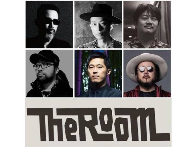 THE ROOM YEAR-END PARTY