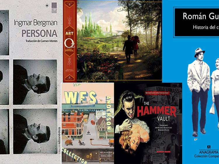 Libros de cine en el Péndulo