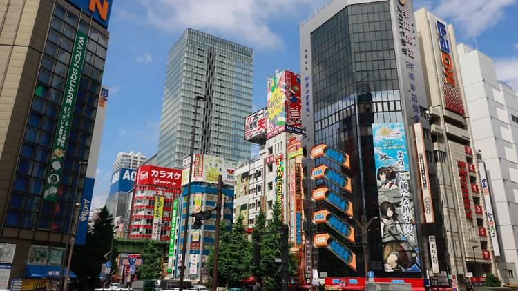 Sega Building Two, Akihabara