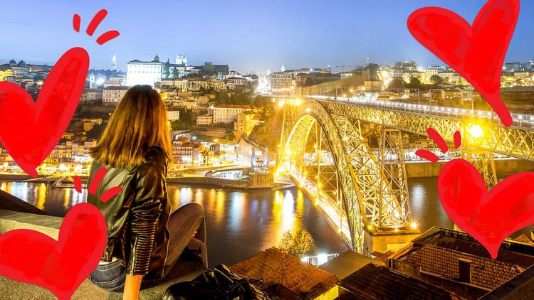 Ano novo Porto