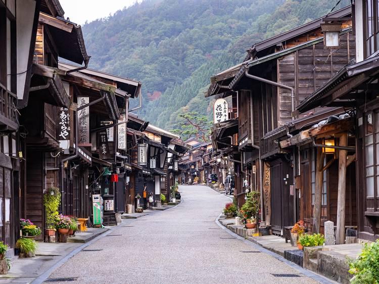Narai, Nagano