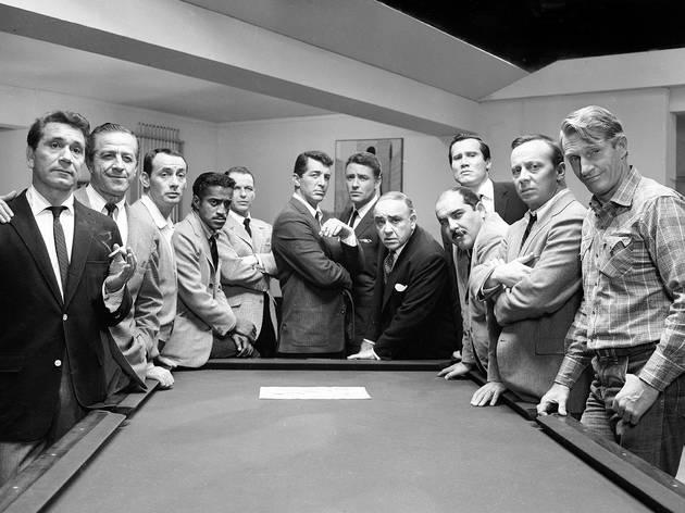 Os Onze de Oceano (1960)