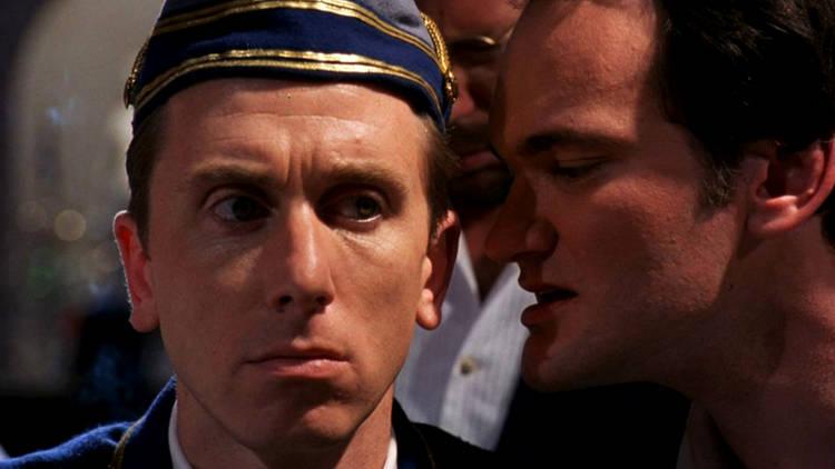 Filme, Cinema, 4 Quartos (1995), Tim Roth, Quentin Tarantino