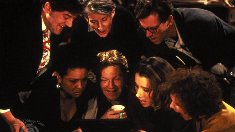 Filme, Cinema, Os Amigos de Peter (1992), Kenneth Branagh