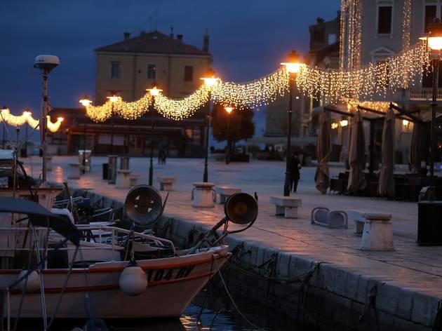 Seaside spirit in Rovinj