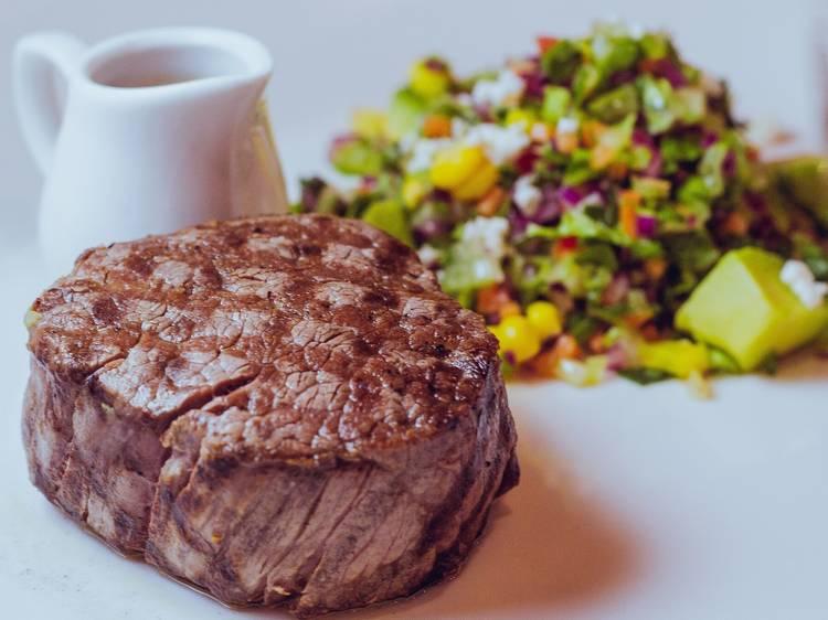 Wolfgang's Steakhouse:紐約過江龍