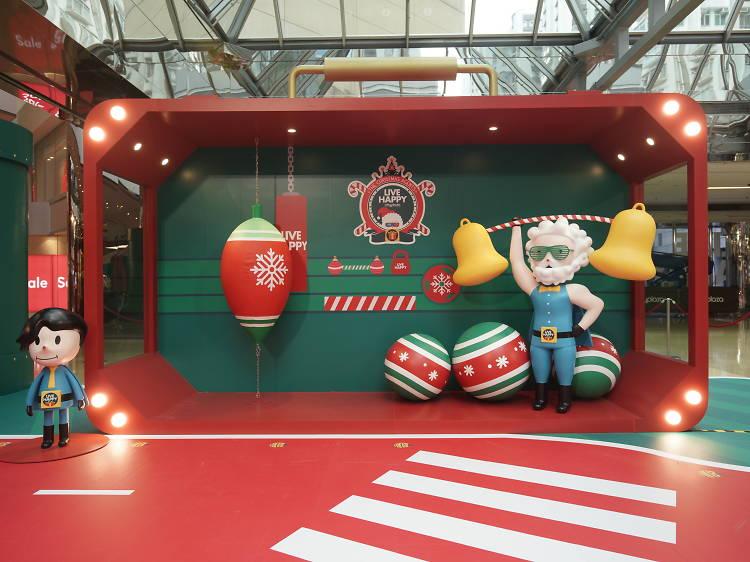 太古城中心「行動代號:快樂聖誕」