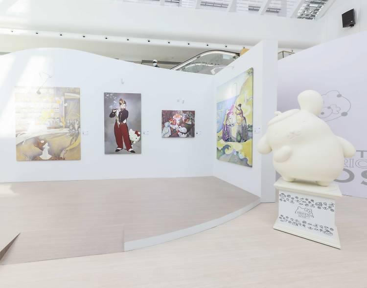 新港城中心 x Sanrio characters「Christmas Galleria」