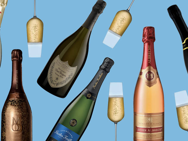 The best sparkling wines in Hong Kong to toast to New Year's Eve