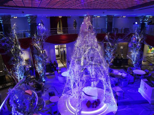 Four Seasons árbol de Navidad