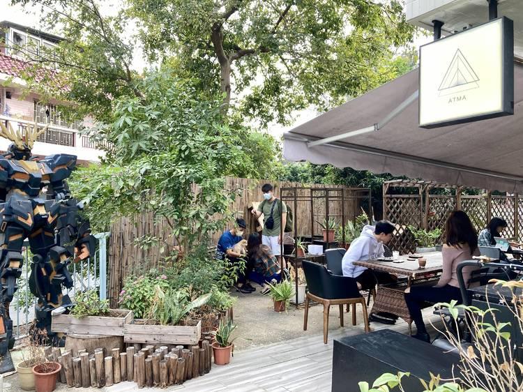 ATMA:文青 Cafe 及社區空間