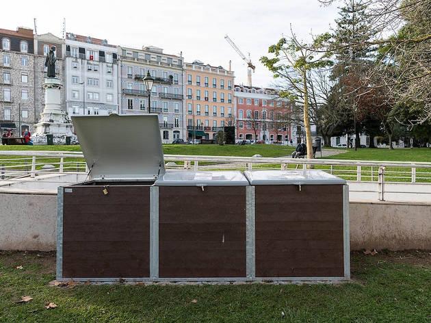 compostores em Lisboa