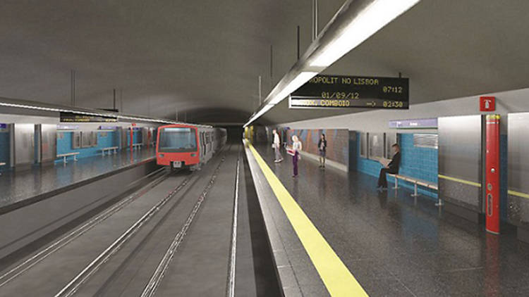 Estação de Arroios