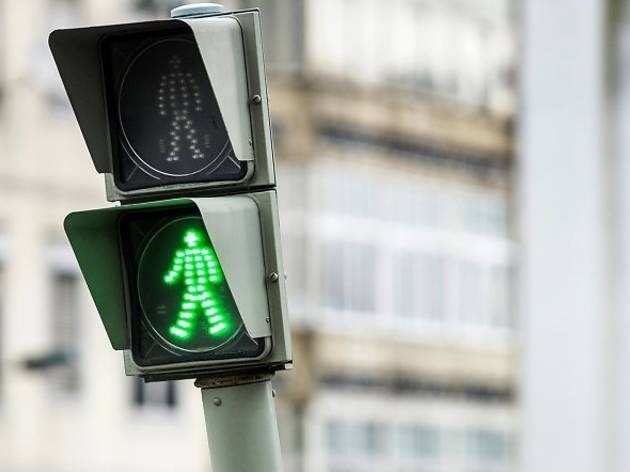 Semáforos ópticos LED