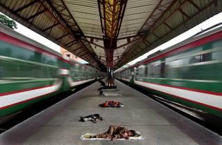 """fotografiska Mohammed Shajahan """"Their Home"""""""