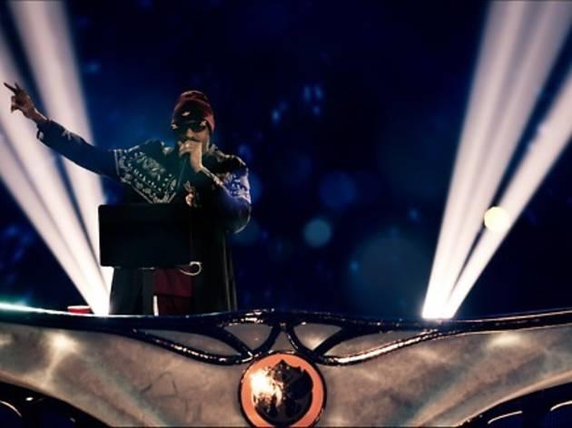 DJ Snoopadelic en Tomorrowland
