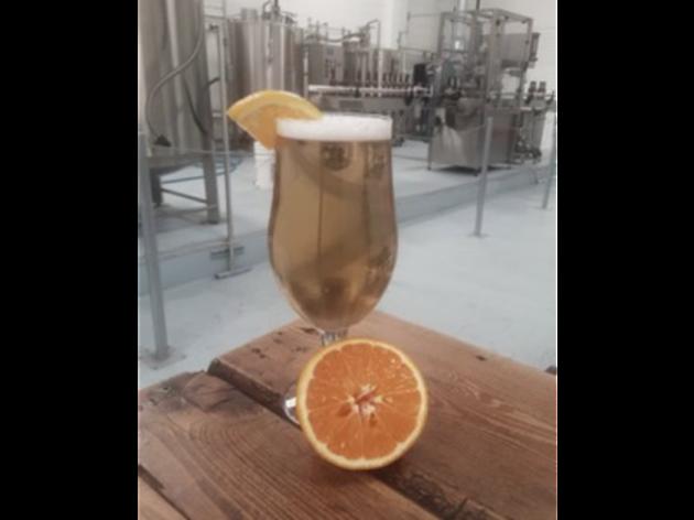 Hard seltzer de naranja, Grupo Cervecero Dos Mundos