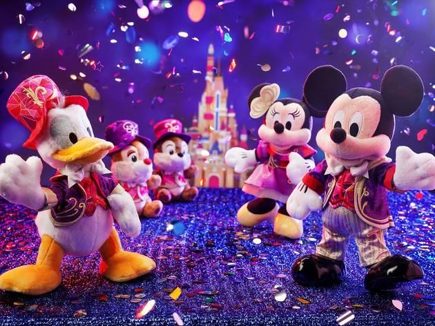 Hong Kong Disneyland Marketplace Hysan Place