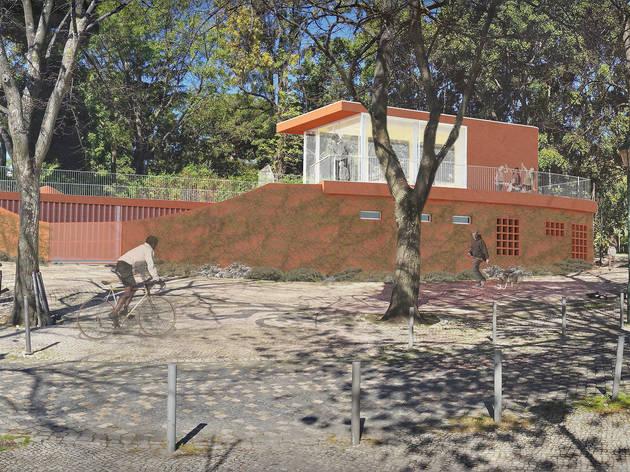 Centro Logístico do Campo Mártires da Pátria