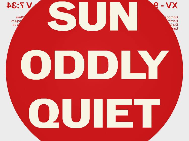 JoãoPaisFilipe -Sun Oddly Quiet