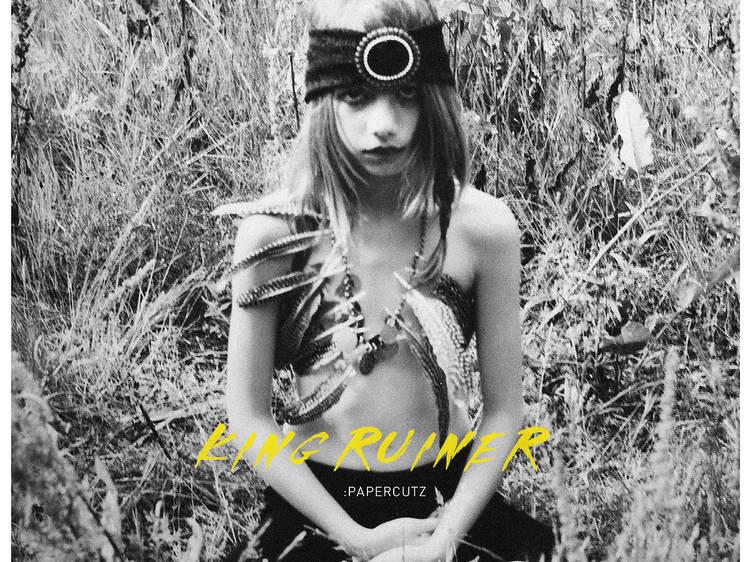 :papercutz -King Ruiner