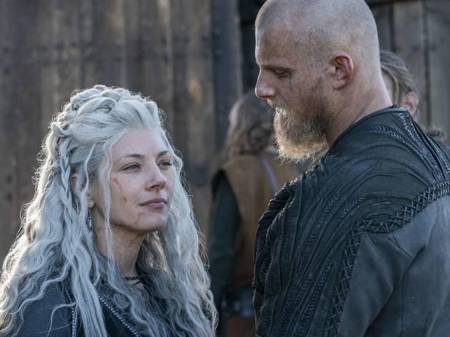 Final de 'Vikings' estreia em Portugal em Janeiro