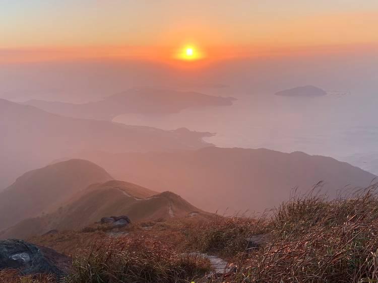 香港九大看日出好去處