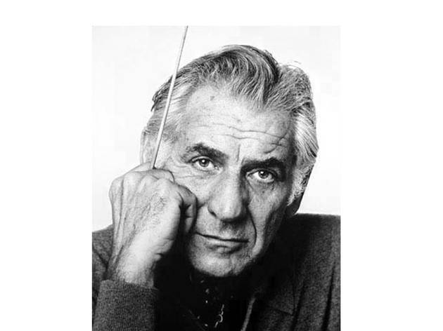 Música, Maestro, Leonard Bernstein