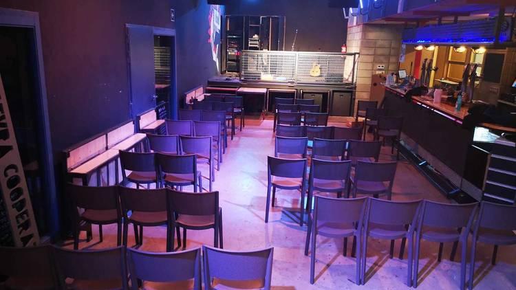 Neix La Deskomunal, la nova sala de concerts de Barcelona
