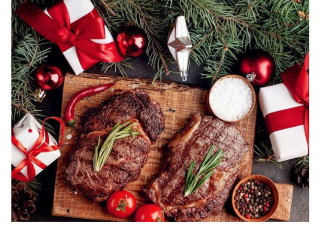 Cenas de año nuevo en la CDMX
