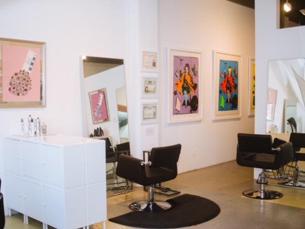 RLN Beauty salon