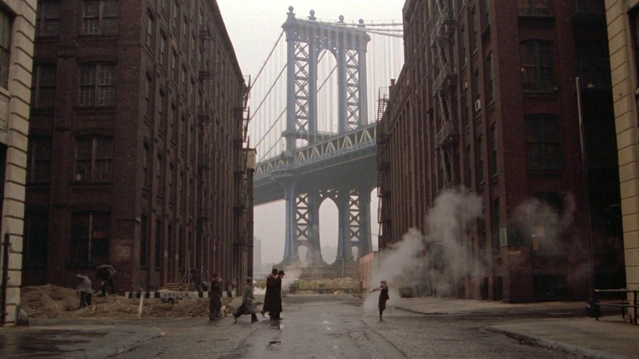 Still de la película Once Upon a Time in America