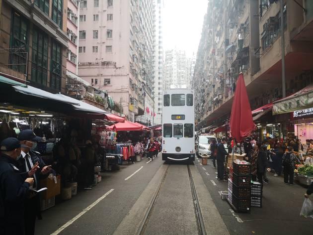 Street market-Chun Yeung Street
