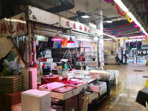 Fa Yuen Street 旺角花園街街市