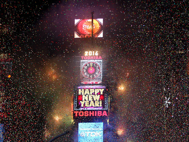 Cap d'Any a Times Square, Nova York
