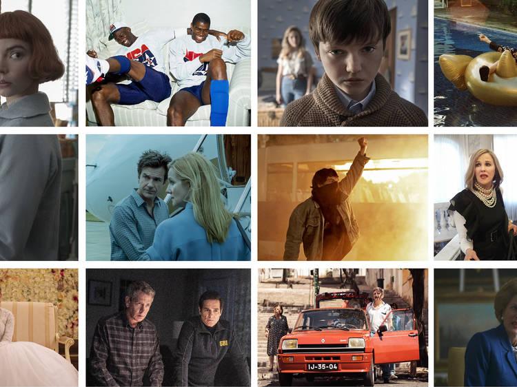 As 20 melhores séries de 2020