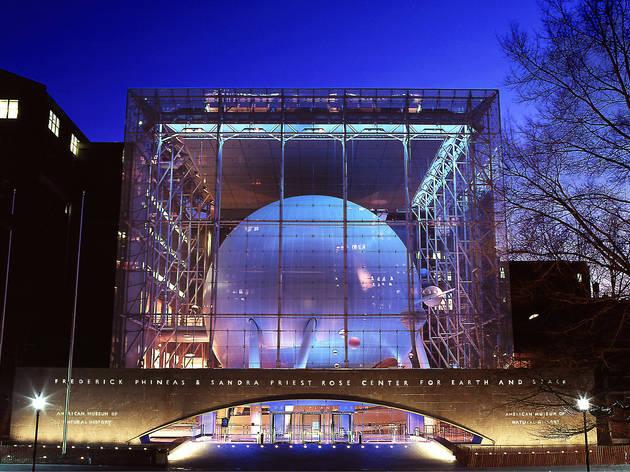 amnh hayden planetarium